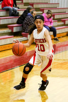 TCN 8th Gilrs Basketball 1-20-18-10