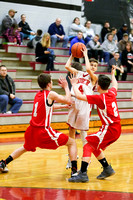 TCN vs Dixie 8th Grade Boys Basketball 1-22-18-11