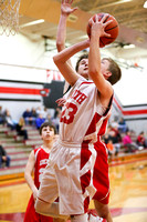 TCN vs Dixie 8th Grade Boys Basketball 1-22-18-15