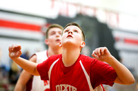 TCN vs Dixie 8th Grade Boys Basketball 1-22-18-20