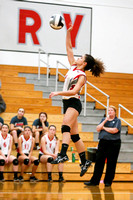 TVS Varsity Volleyball 10-10-16-18