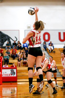TVS Varsity Volleyball 10-10-16-15