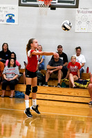 TVS Vs Dixie 7th grade Volleyball 9-12-16-7