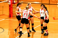 TVS Varsity Volleyball vs mississinawa Valley 8-30-16-20