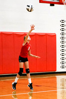 TVS Vs Dixie 7th grade Volleyball 9-12-16-18