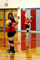 Dixie 7th Grade VB vs TCN 8th Grade 9-19-2016-9