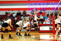 DHS Varsity Volleyball 10-4-16-2