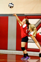 Dixie 7th Grade VB vs Franklin 9-26-2016-18