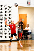 TVS Vs Dixie 7th grade Volleyball 9-12-16-8