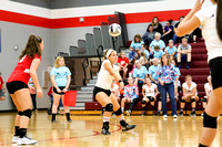 DHS Varsity Volleyball 10-4-16-19