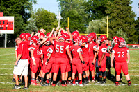 TVS vs PS Varsity Football 9-2-16 -17