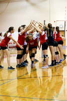 Dixie 7th Grade VB vs Franklin 9-26-2016-9