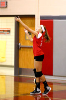 Dixie 7th Grade VB vs Franklin 9-26-2016-5