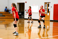 TVS Vs Dixie 7th grade Volleyball 9-12-16-3