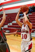 DHS vs TCN Girls Varsity Baketball 12-19-16-15