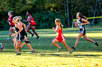 Dixie, TCN, and TVS Cross Country 10-8-16