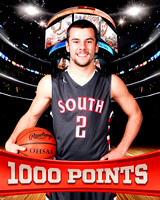 1000 POINTS