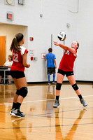 TVS Vs Dixie 7th grade Volleyball 9-12-16-2