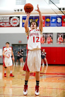 DHS Boys JV Basketball 2-13-16-15