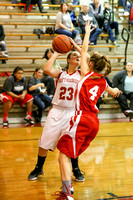 DMS vs TVS 8th Grade Girls Basketball 12-10-16-12