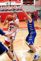 DHS vs BHS Varsity Boys Basketball 12-10-16-6