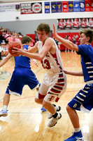 DHS vs BHS Varsity Boys Basketball 12-10-16-2