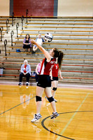 Dixie 7th Grade VB vs TCN 8th Grade 9-19-2016-11