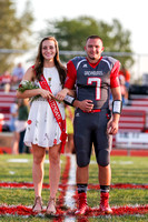 Dixie Homecoming Court-9