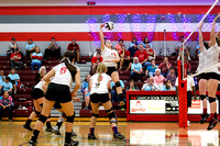 DHS Varsity Volleyball 10-4-16-13