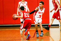TVS Boys 7th Grade vs Newton-5