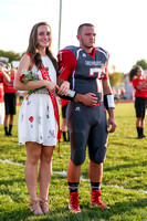 Dixie Homecoming Court-10