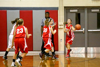 DMS vs TVS 8th Grade Girls Basketball 12-10-16-20
