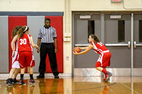 DMS vs TVS 8th Grade Girls Basketball 12-10-16-19