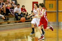 DMS vs TVS 8th Grade Girls Basketball 12-10-16-10
