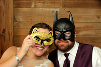 Lauren and Jon Wedding Photo Booth