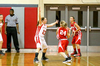 DMS vs TVS 8th Grade Girls Basketball 12-10-16-15