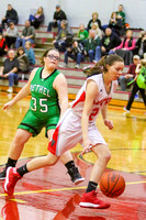 TCN Girls JV Basketball 2-2-17-16
