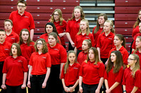 Dixie Choir 3-7-17-14