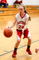 TVS 7th Grade Girls Basketball 12-15-15-13