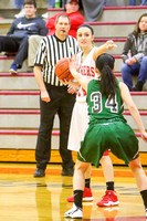 TCN Girls JV Basketball 2-2-17-17