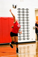 TVS Vs Dixie 7th grade Volleyball 9-12-16-20